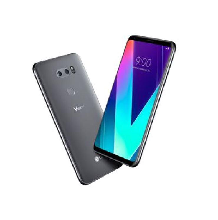 LG Electronics' V30S ThinQ