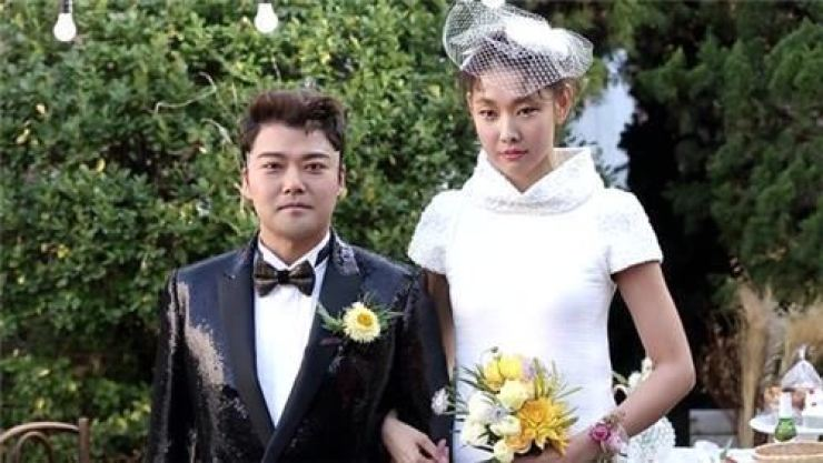 Jeon Hyun-moo and Han Hye-jin. / Captured from MBC