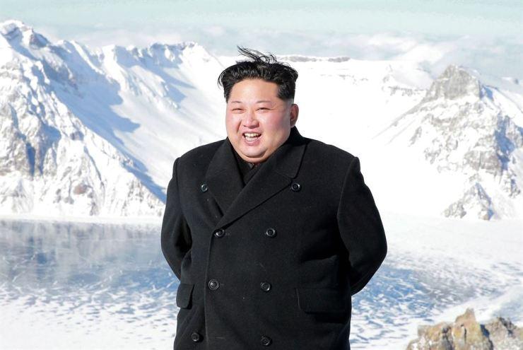 North Korean dictator Kim Jong-un / Yonhap