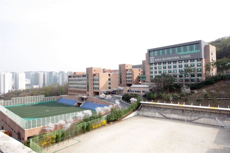 Korea International School / Courtesy of KIS