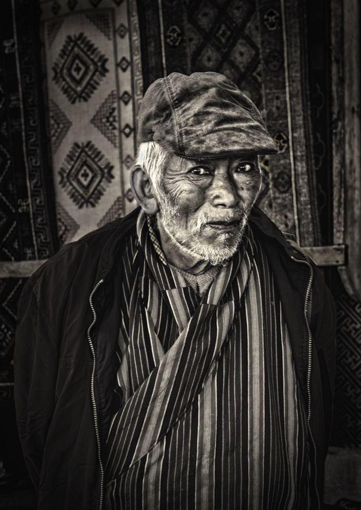 Bhutan, February 17, 2018. /All photos by Tom Coyner
