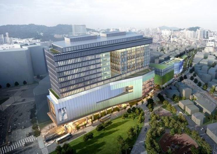 Aekyung Group's new headquarters in Seoul / Courtesy of Aekyung
