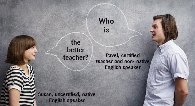 native english speaking teachers fight back. Black Bedroom Furniture Sets. Home Design Ideas