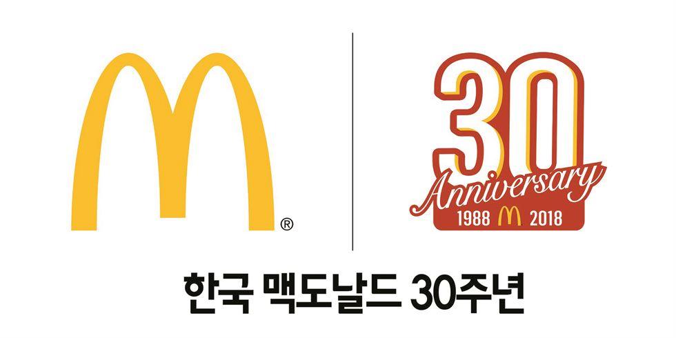 Image result for mcdonalds Korea 30 years