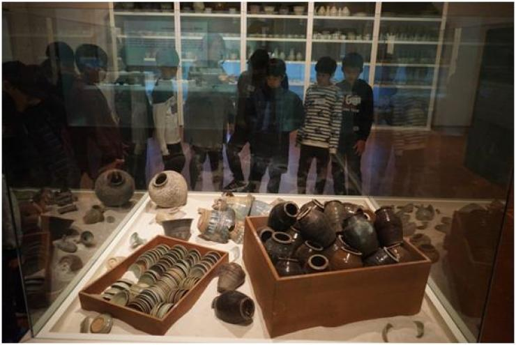 The Children's Museum, located in the National Museum of Korea, is an experience-oriented museum where children can appreciate history. /Courtesy of National Museum of Korea
