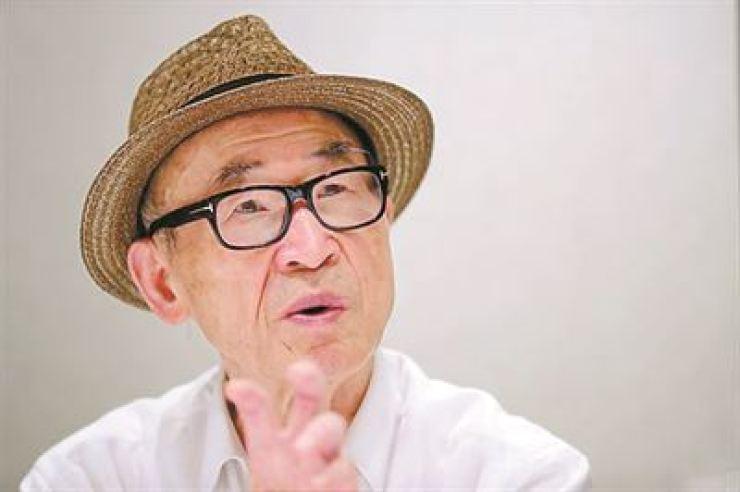 Poet Ko Un / Korea Times file