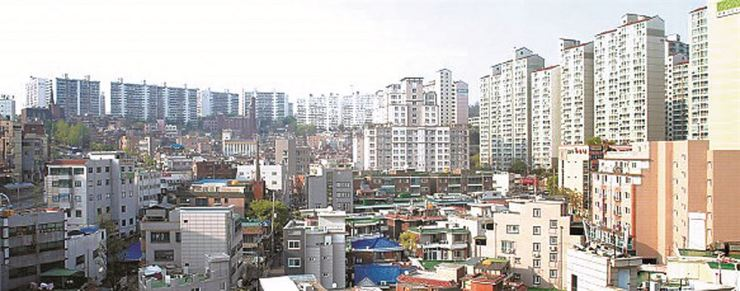 Seoul's evolving public housing policy