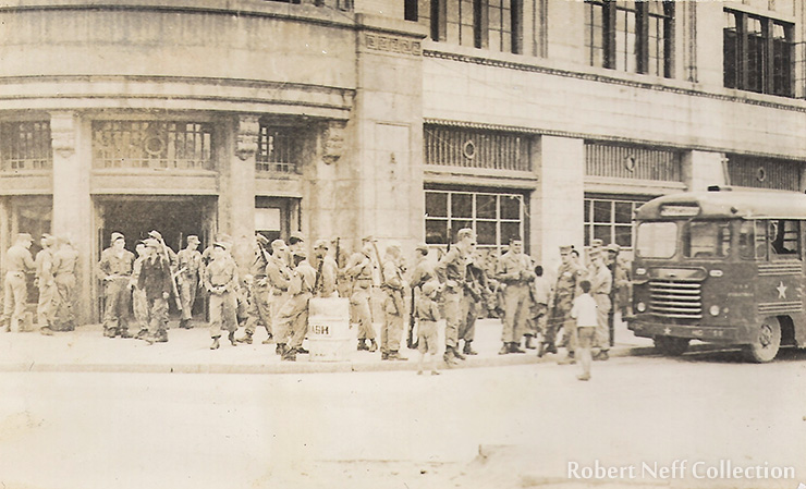 During the Japanese Occupation of Korea