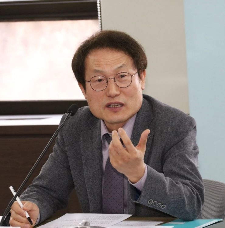 Cho Hi-yeon, head of the Seoul Metropolitan Education Office