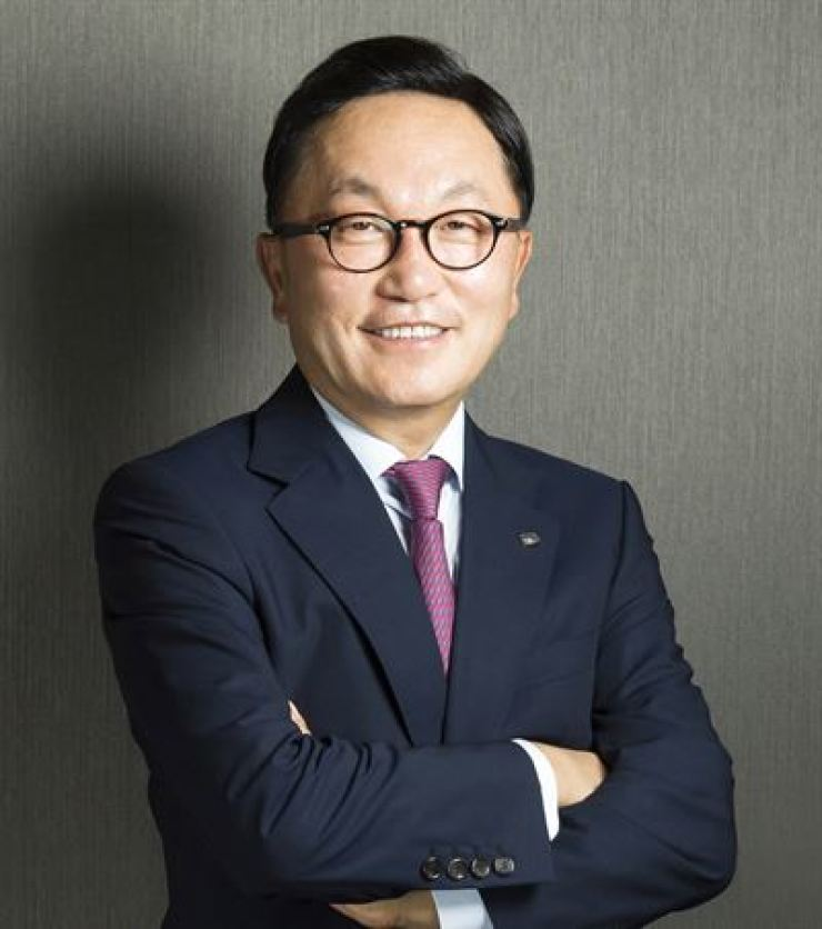 Mirae Asset Daewoo Chairman Park Hyeon-joo