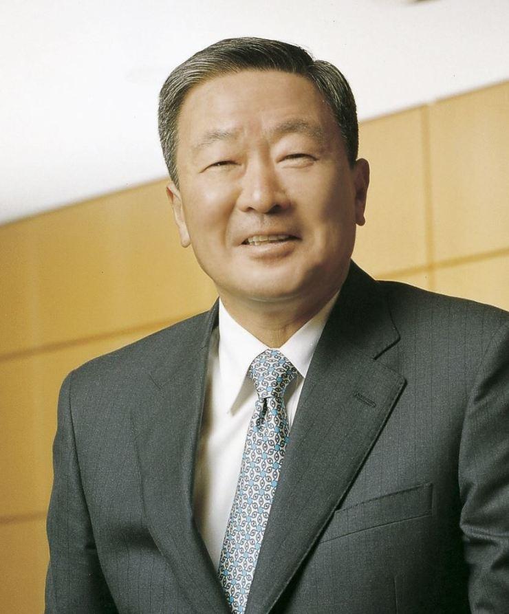 Late LG Chairman Koo Bon-moo