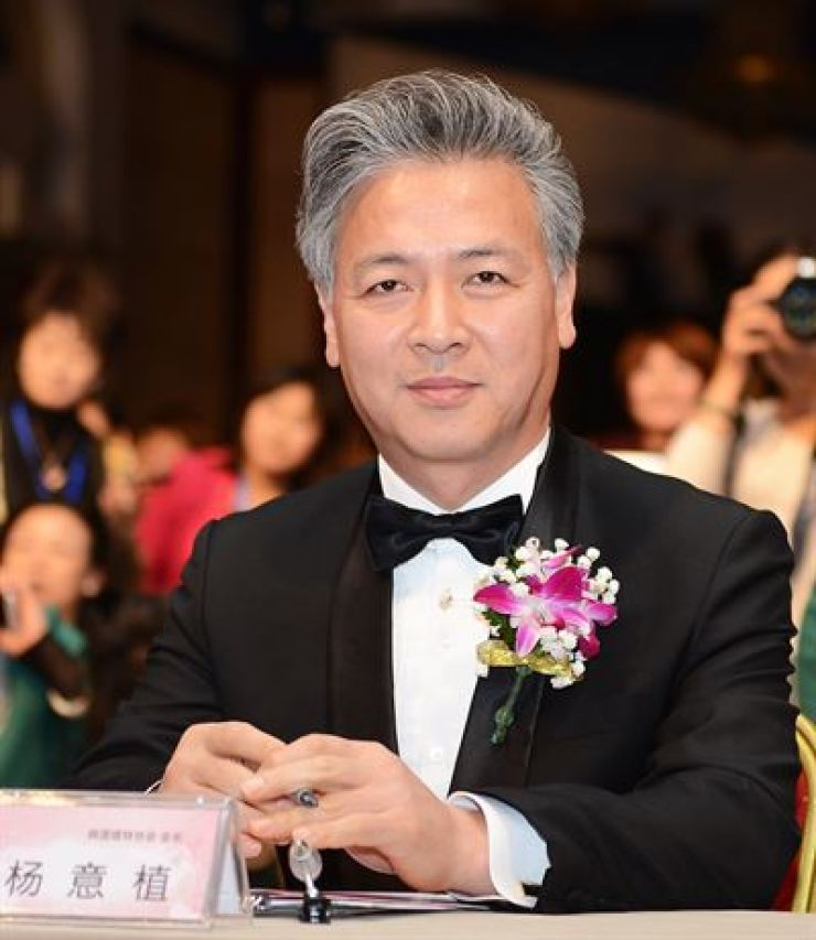 Korea Model Association President Yang Eui-sig