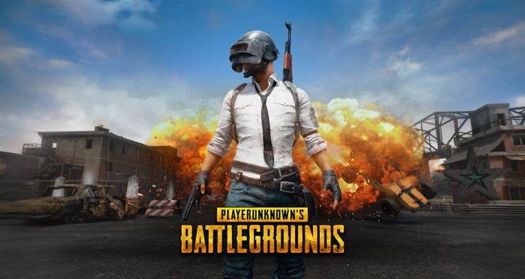 Poster for online shooter 'PlayerUnknown's Battlegrounds' / Courtesy of Bluehole