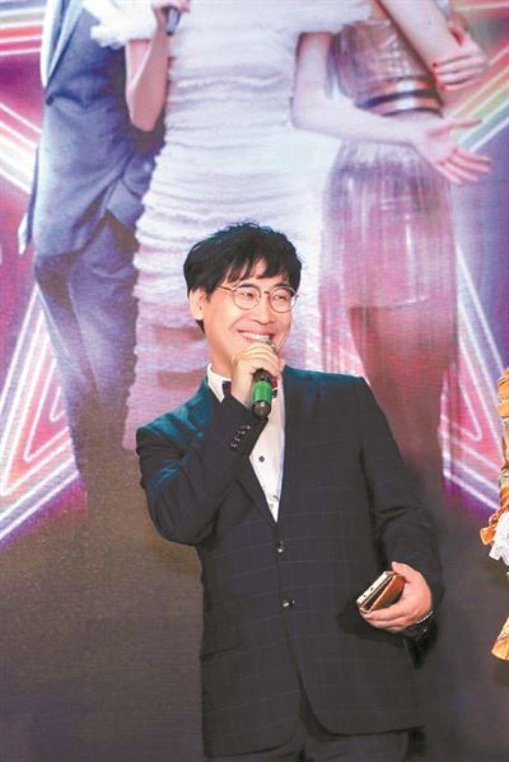 ShowBT's Jung Sung-han.