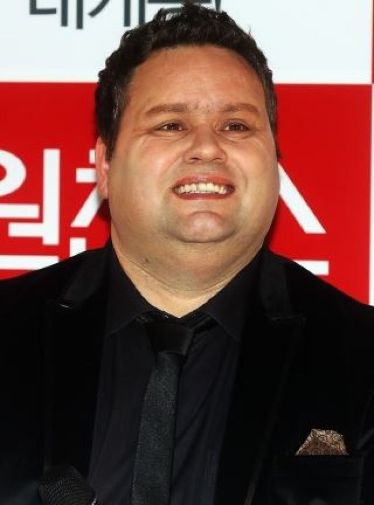 British tenor Paul Potts. Yonhap