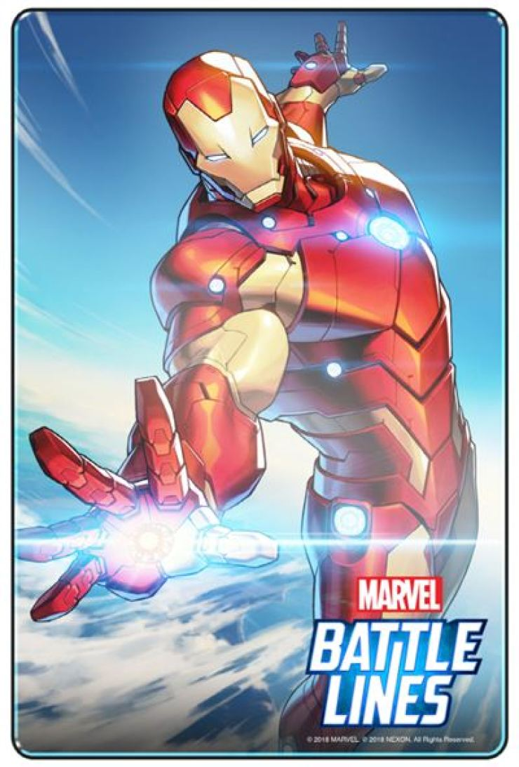 Nexon's 'Marvel Battle Lines' scheduled to be released within the year / Courtesy of Nexon