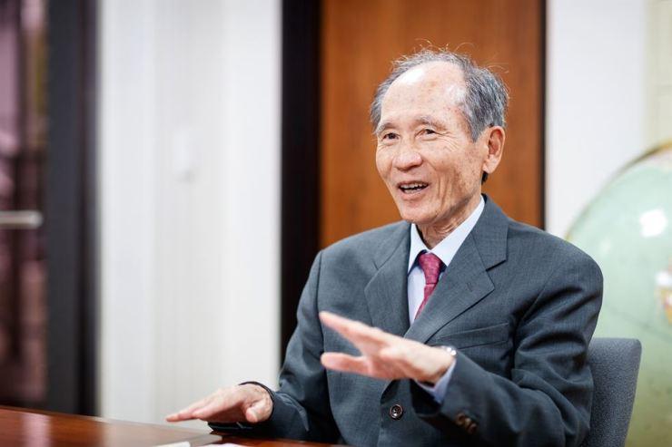 Kyungnam University President and former Unification Minister Park Jae Kyu / Courtesy of Kyungnam University
