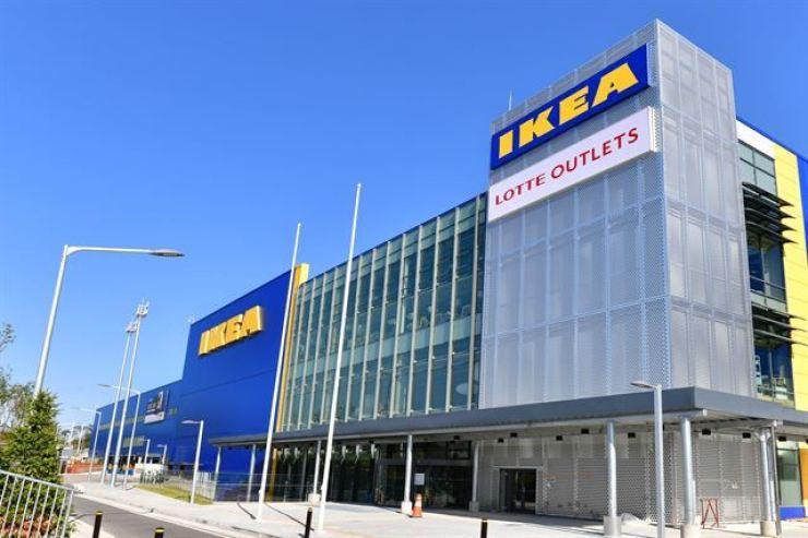 IKEA store in Goyang, Gyeonggi Province / Korea Times file