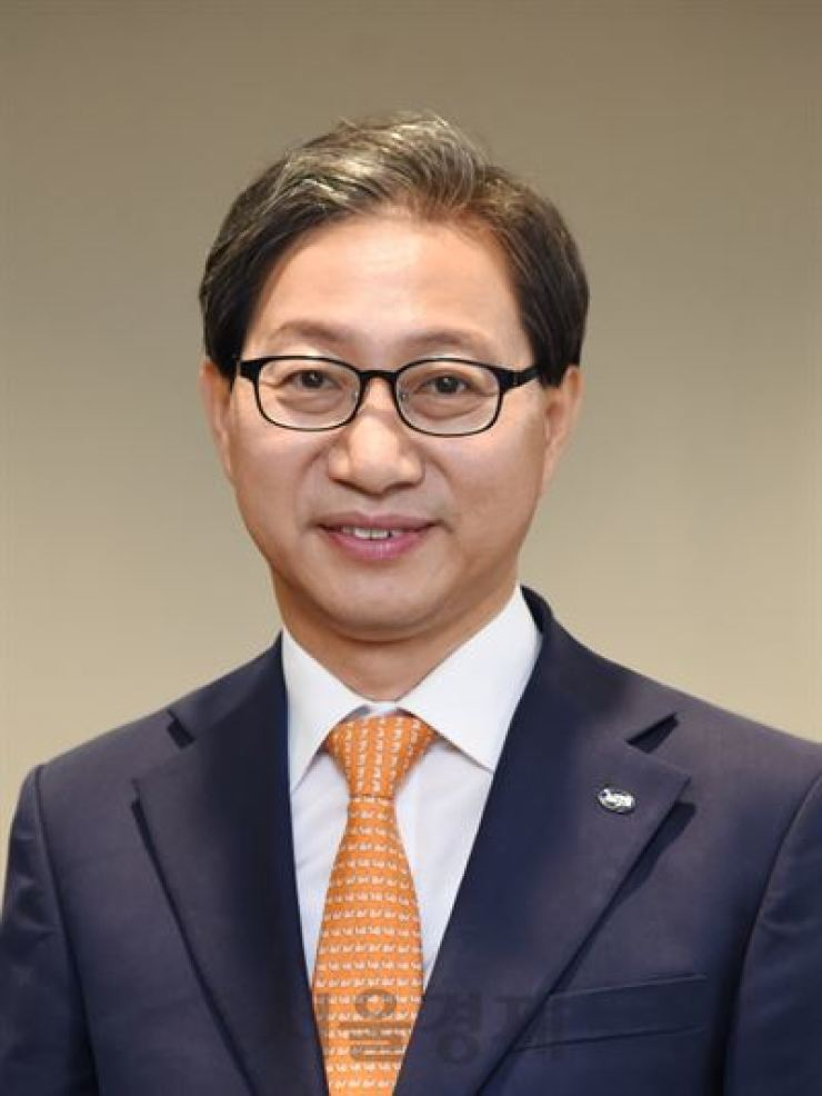 National Pension Service Chairman and CEO Kim Sung-joo