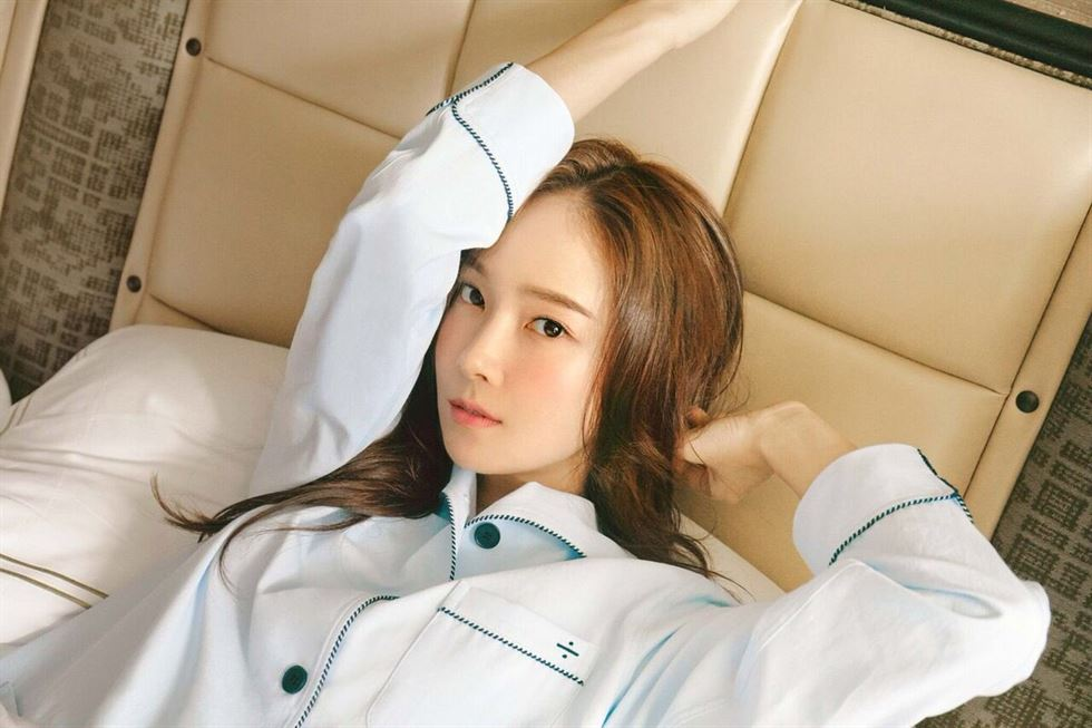 Jessica Jung, the former K-pop singer-turned-actress and successful businesswoman, who launched her own fashion brand, Blanc & Eclare, in 2012. Photos: Aydee Tie