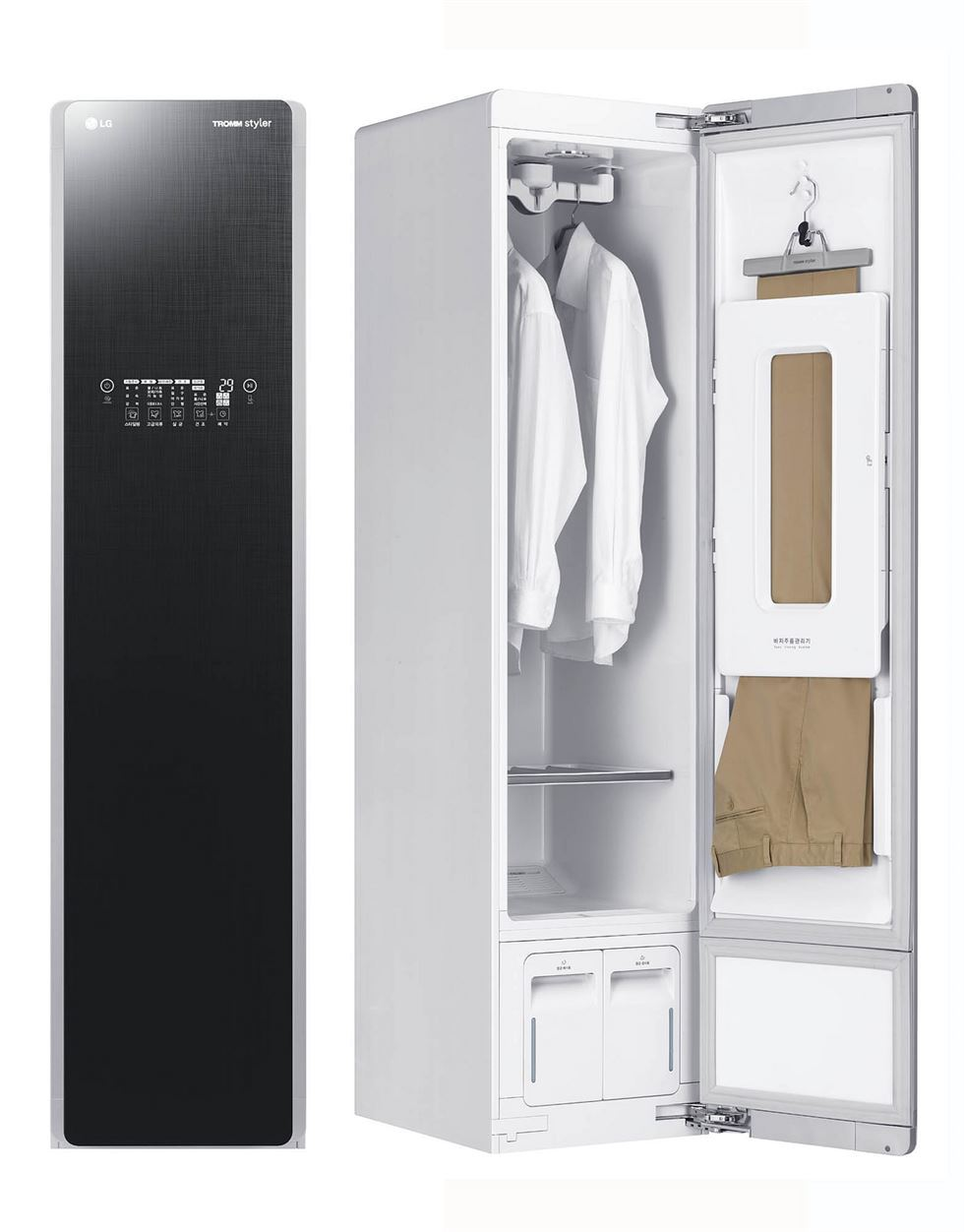 Lg Faces Growing Competition In Steam Closet Market