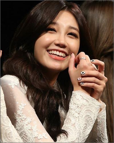 Park Cho-rong of K-pop girl band Apink. Yonhap