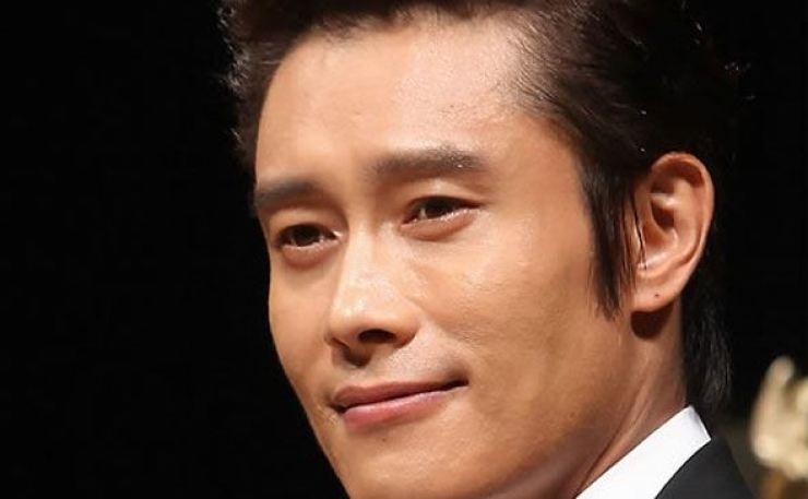 Actor Lee Byung-hun. Yonhap