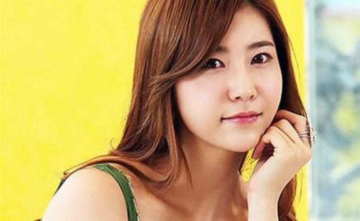 Former grid girl Koo Ji-sung. Yonhap