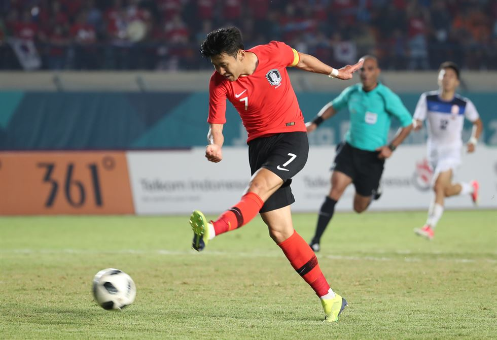 Son Heung Min đắt giá gấp 400 lần U23 Việt Nam