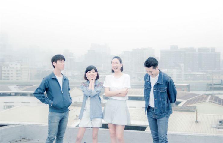 Taiwanese indie pop band Manic Sheep / Courtesy of Manic Sheep