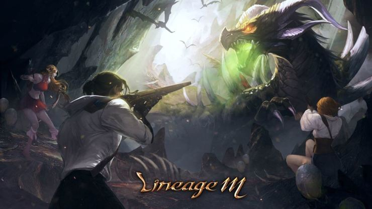 Poster for 'Lineage M' / Courtesy of NCSOFT
