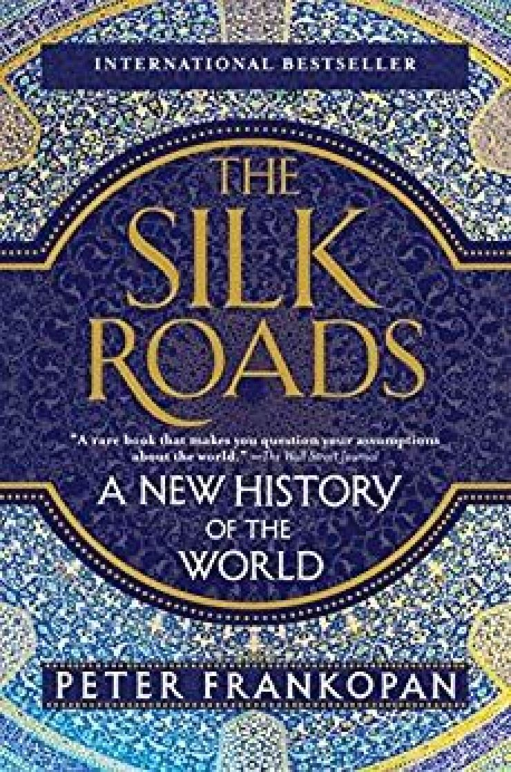 Cover of 'The Silk Roads' by Peter Frankopan