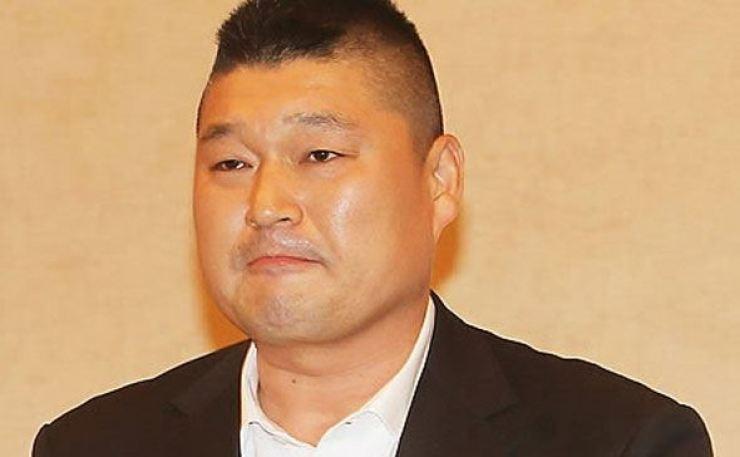 Comedian Kang Ho-dong. / Yonhap