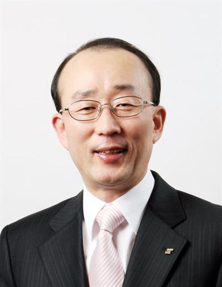 LIG Nex1 CEO Kim Ji-chan