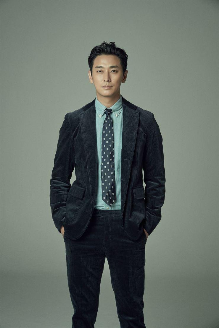 Actor Ju Ji-hoon / Courtesy of Showbox