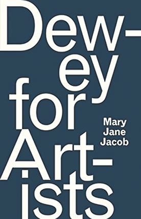 Marry Jane Jacob, author of the forthcoming book 'Dewey for Artists' / Courtesy of Marry Jane Jacob