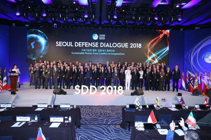 Seoul Defense Dialogue (SDD 2018)