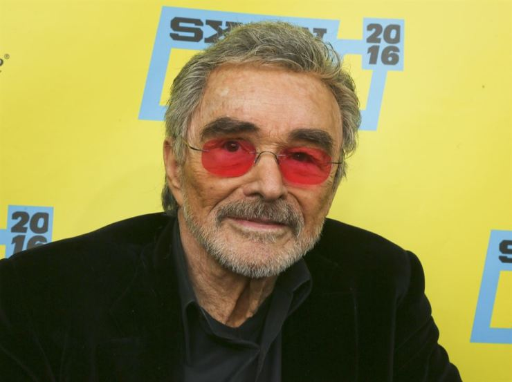 In this March 12, 2016 file photo, actor Burt Reynolds appears at the world premiere of 'The Bandit' during the South by Southwest Film Festival in Austin, Texas. Reynolds, who starred in films including 'Deliverance,' 'Boogie Nights,' and the 'Smokey and the Bandit' films, died at age 82, according to his agent. AP