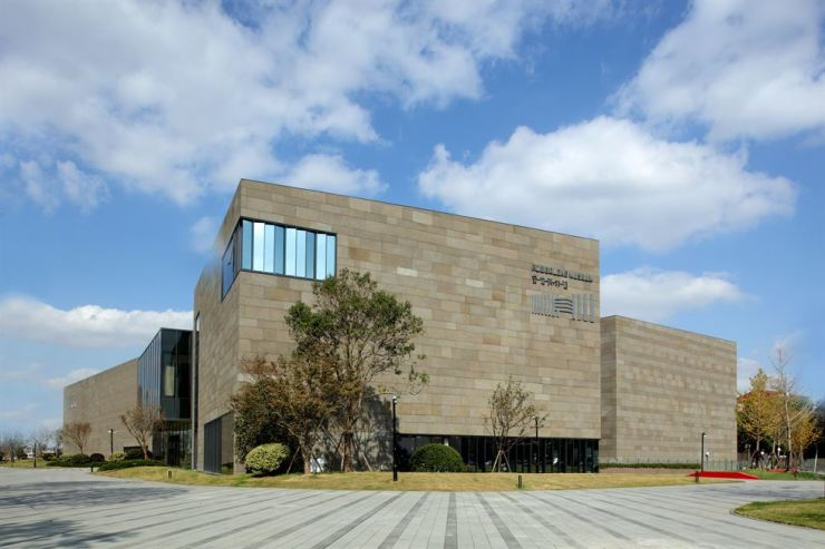 A view of Powerlong Museum in Shanghai, China / Courtesy of Powerlong Museum