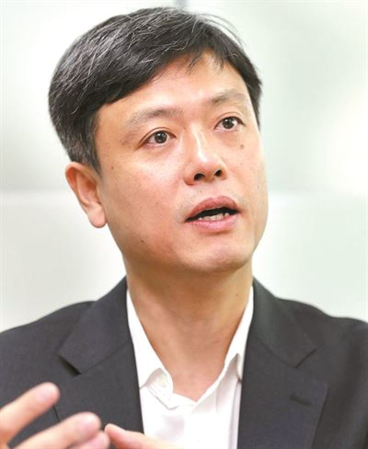 Chang Byung-gyu, chairman of the board, founder and chief strategy officer of Bluehole