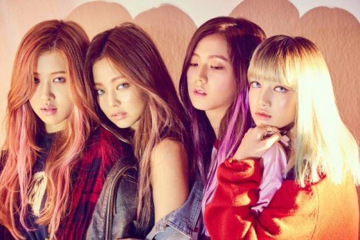 BLACKPINK is now aiming for success in America. Courtesy of YG Entertainment