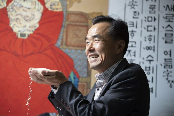 Yeoju mayor Lee seeks to inherit King Sejong's spirits
