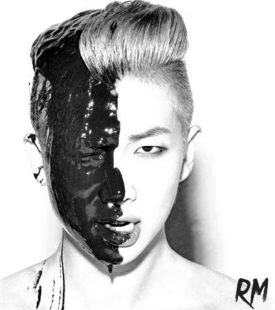 RM of BTS. Korea Times file