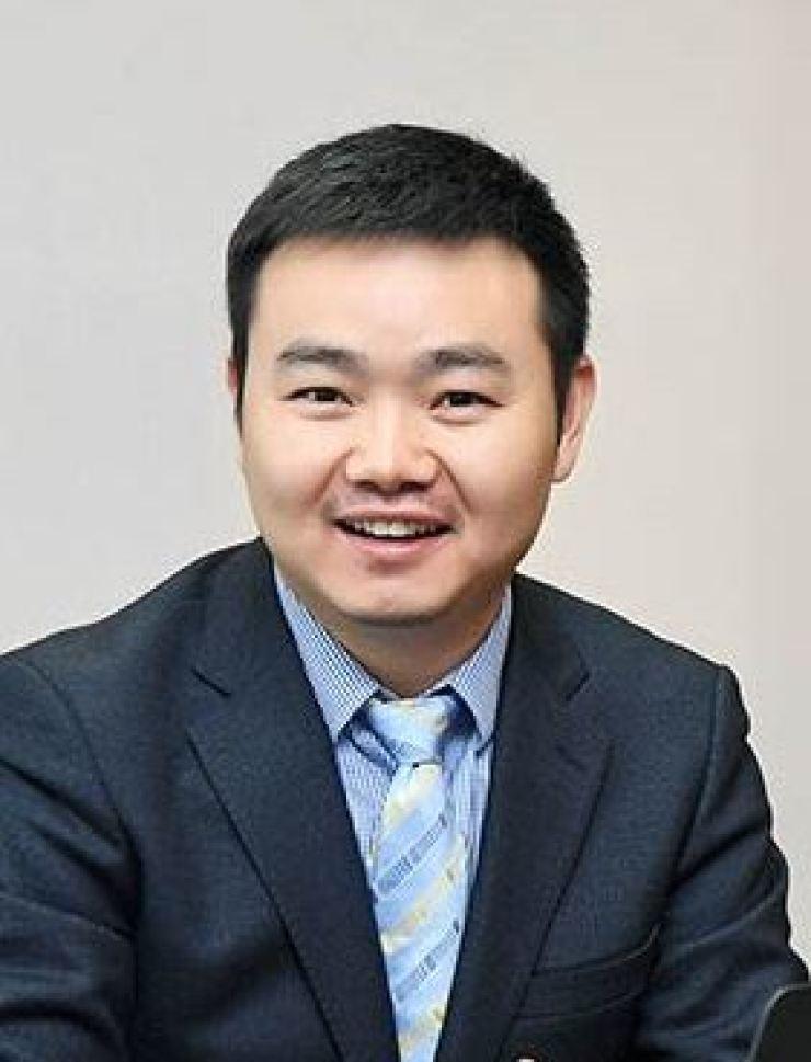 Huawei Korea's CEO Shawn Meng