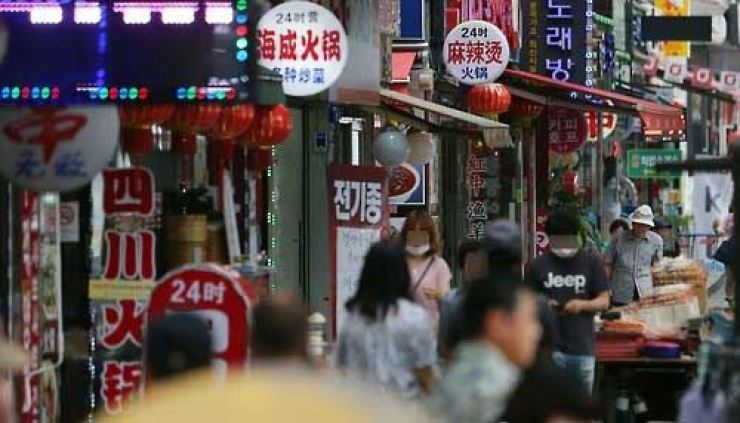 Tax authorities are moving to tighten tax rules for foreign workers in Korea. Yonhap