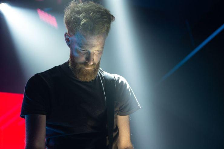 The U.K. band Eyre Llew performs at Veloso during Zandari Festa 2018 on Oct. 7. Courtesy of Doug Vautour