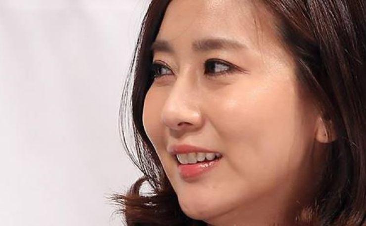 Yang Jung-a made her acting debut at MBC. Yonhap