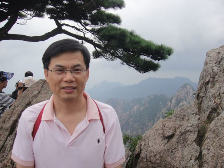 Chinese cancer researcher Keping Xie, 55, is under investigation for allegedly spying for China while working at an American university. Photos from South China Morning Post