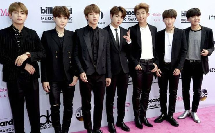 Some Japanese are underestimating the success of K-pop sensation BTS. Yonhap