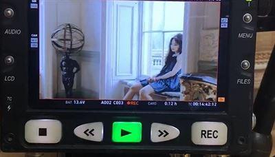 Jennie from K-pop act BLACKPINK. Yonhap